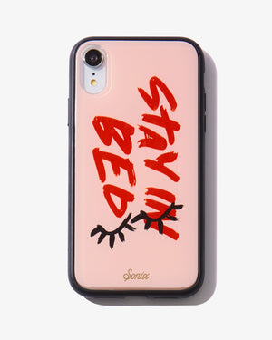 Cases - Stay In Bed, IPhone XR Phone cases
