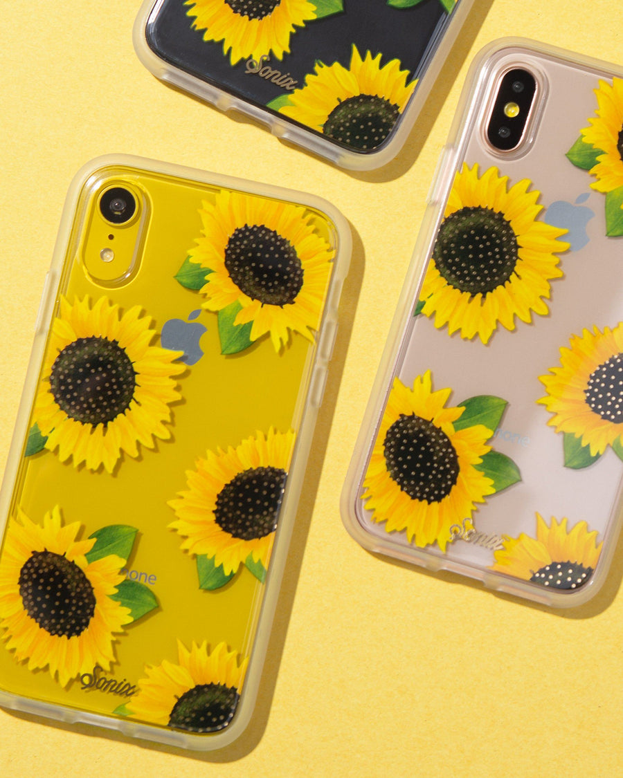 Cases - Sunflower, IPhone XR