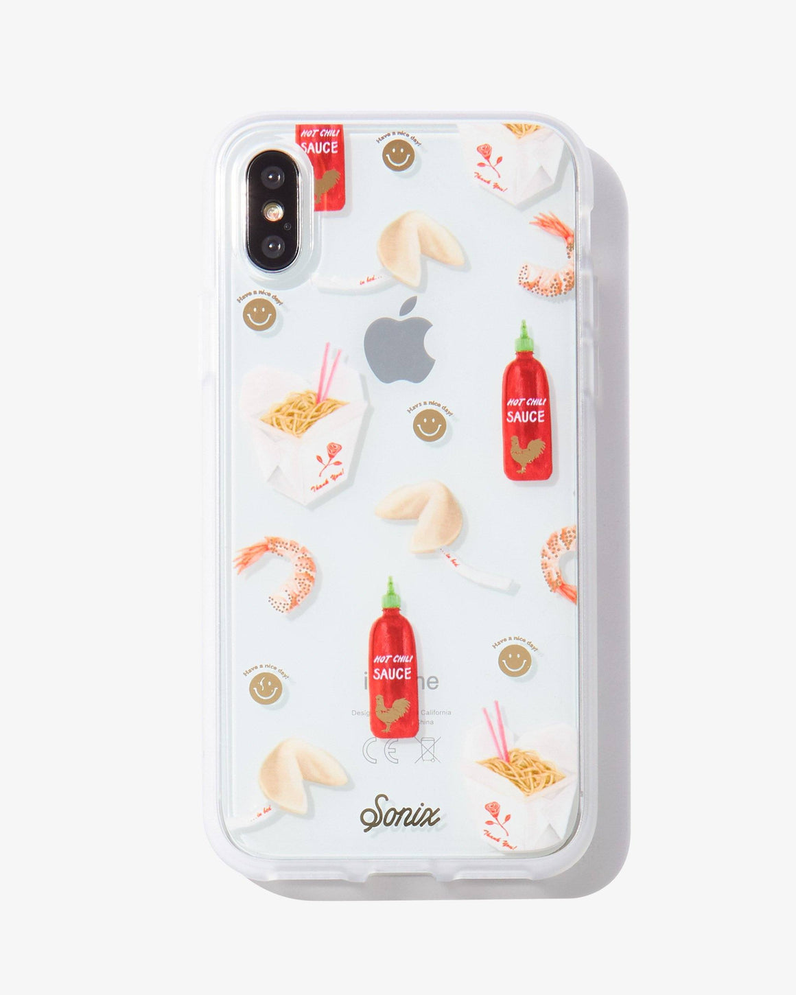 Cases - Take-Out, IPhone XS/X
