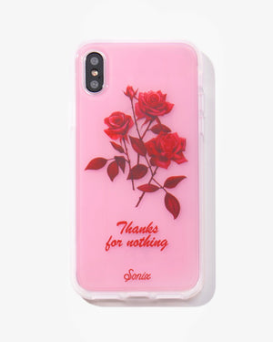 Cases - Thanks, IPhone XS/X Florals