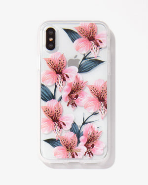 Cases - Tiger Lily, IPhone XS/X Florals