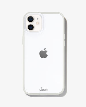 Clear Glow iPhone Case
