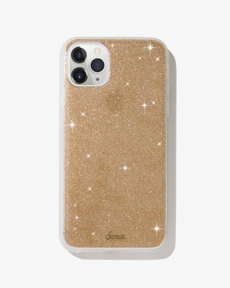 Copper Glitter iPhone Case