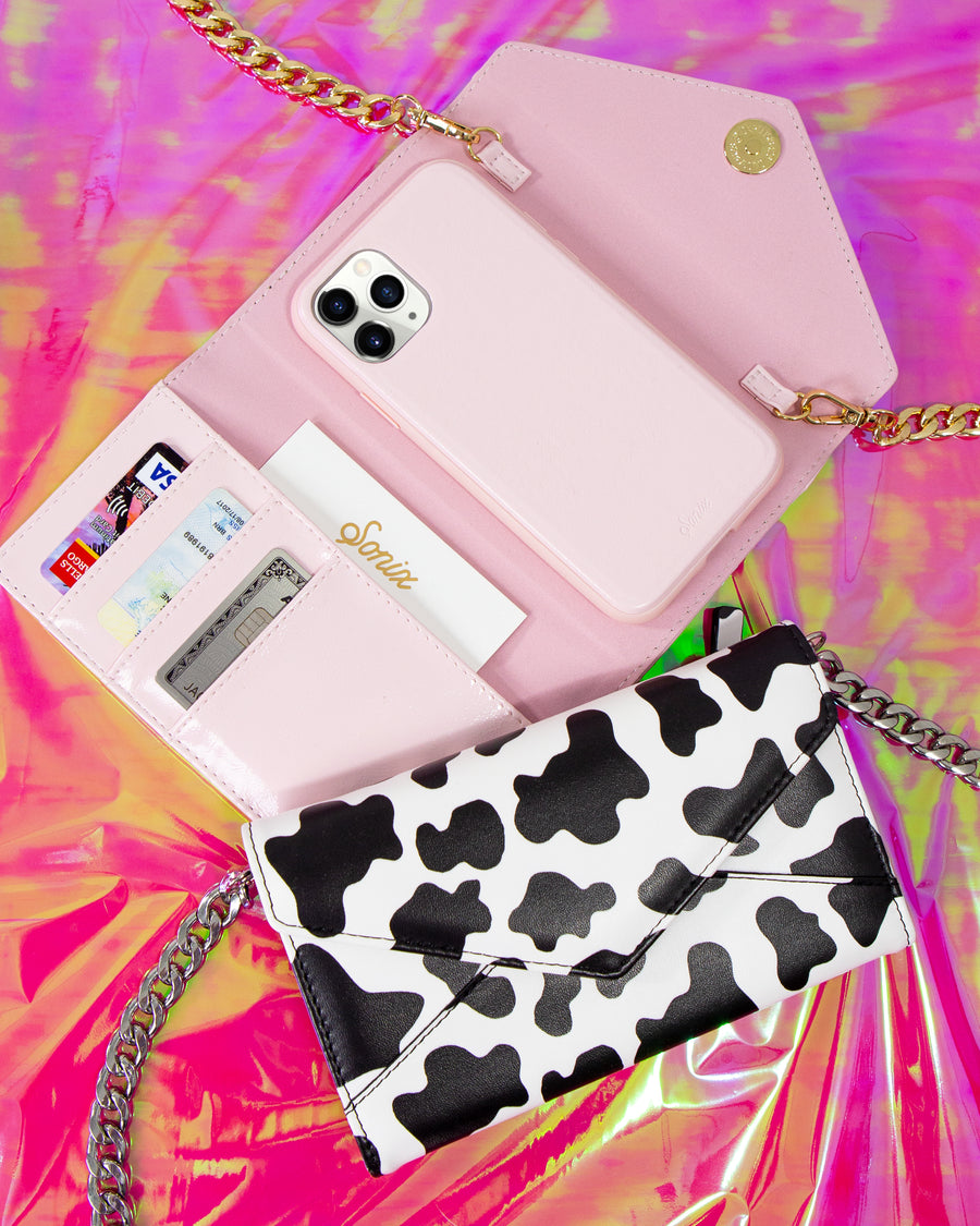 Space Cowgirl Crossbody iPhone Case