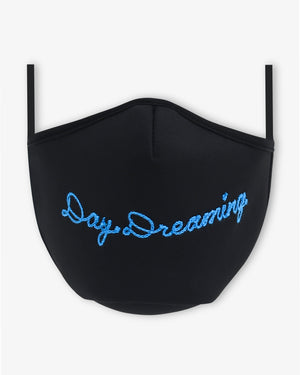 Sonix X LS&B Embroidered Face Mask - Day Dreaming Masks - ri