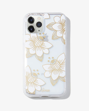 Desert Lily iPhone Case- White Iphone 11 pro