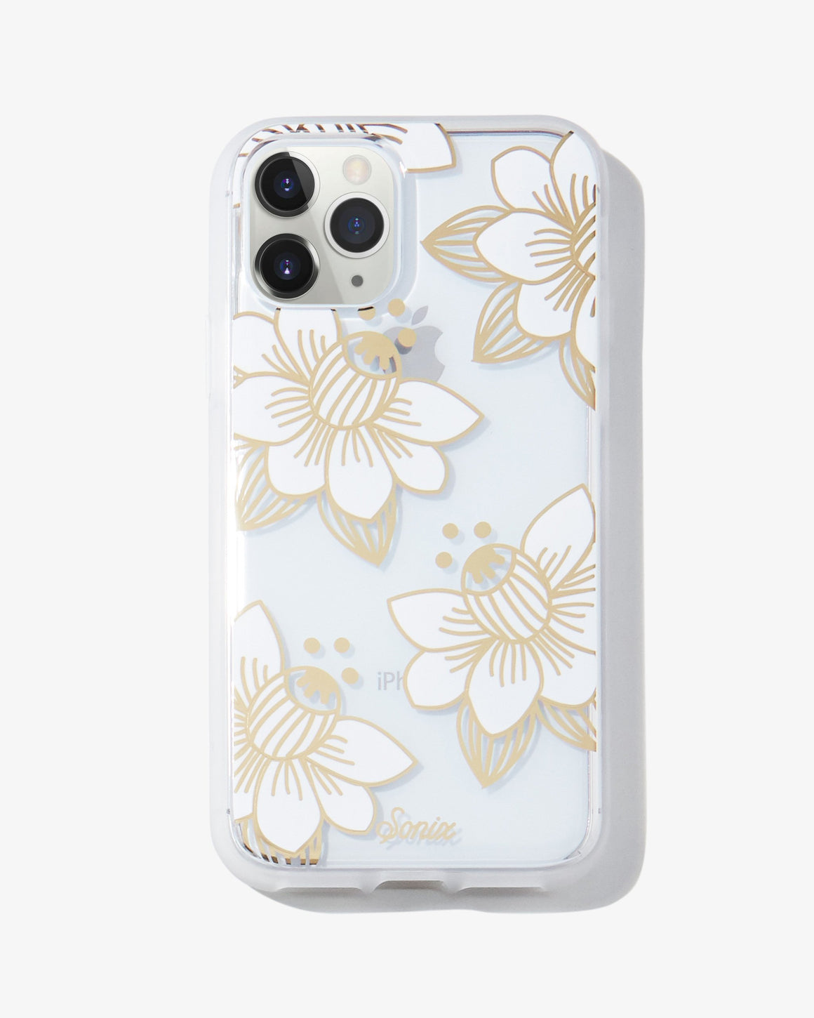 Desert Lily iPhone Case- White