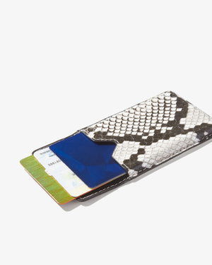 Wallet Sticker - Gray Python Wallet sticker