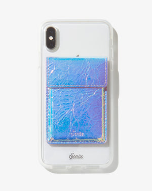 Wallet Sticker - Holographic Tech accessories