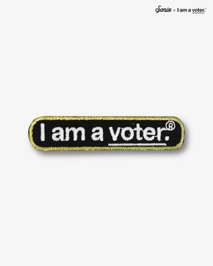 I am a voter.® - Patch Set Holiday gift guide