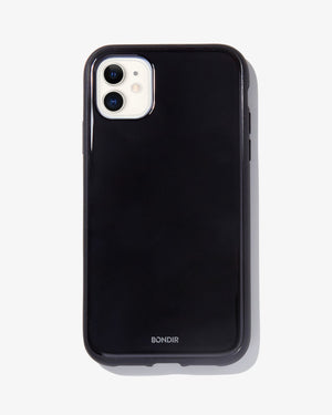 Piano Finish iPhone Case- Black Cases