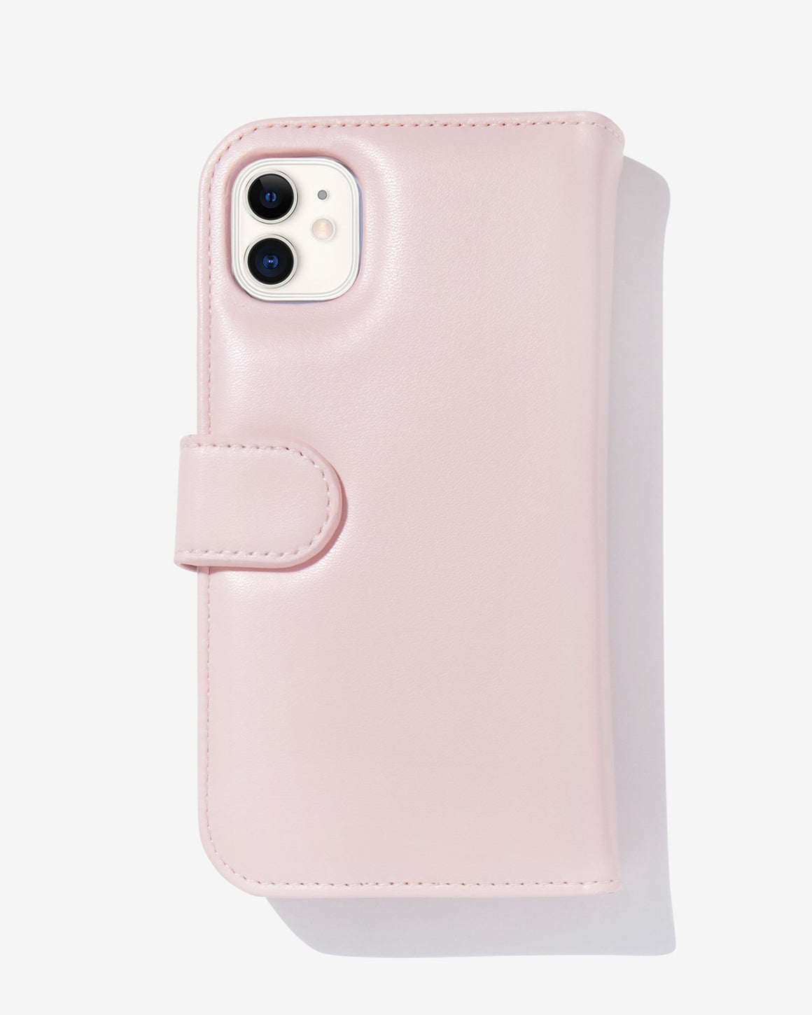 Detachable Wallet Pink iPhone Case