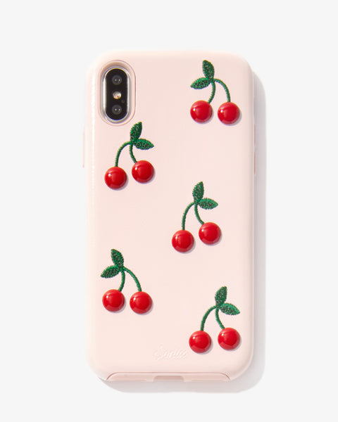 Patent Cherry, iPhone X