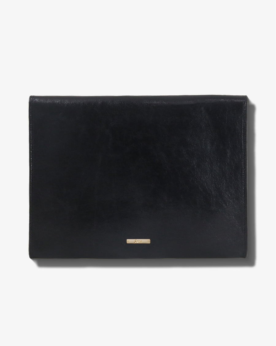 "15"" Laptop Clutch- Onyx"