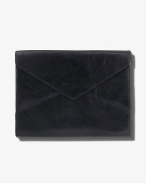 "15"" Laptop Clutch- Onyx Laptop clutches"