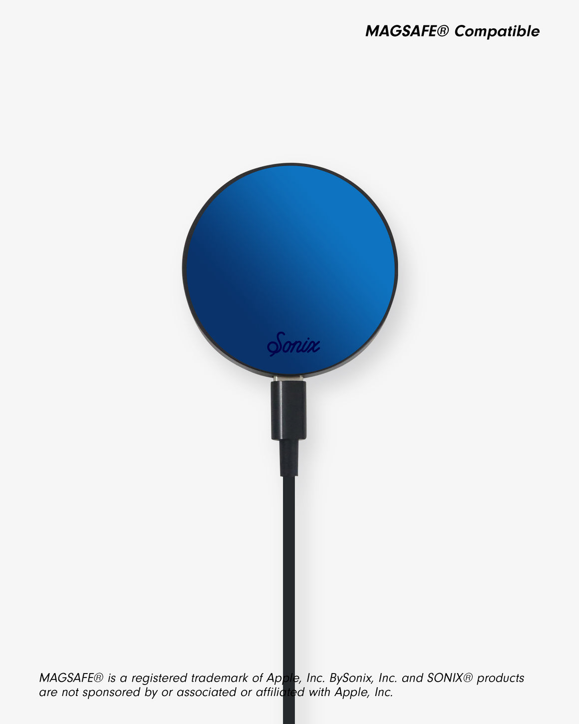 Magnetic Link™, Wireless Charger Pacific Blue