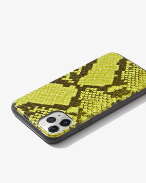 Neon Green Python, iPhone 11 Pro Max / XS Max Iphone 11 pro max / xs max