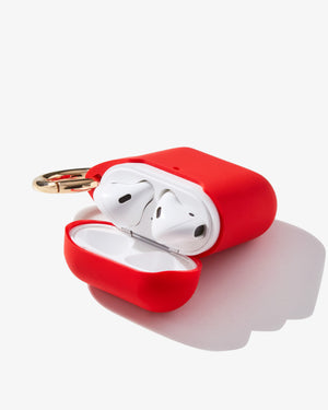 AirPod Sleeve - Red Airpod cases