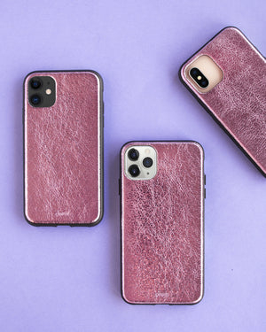 Roller Derby Metallic Pink, iPhone 11 Pro Max / (XS Max)