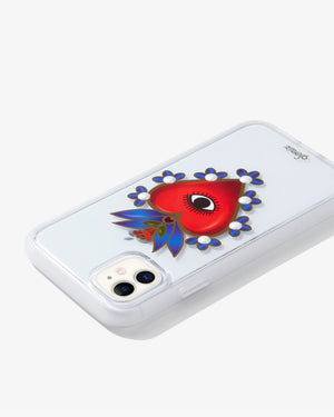 Sacred Heart iPhone Case