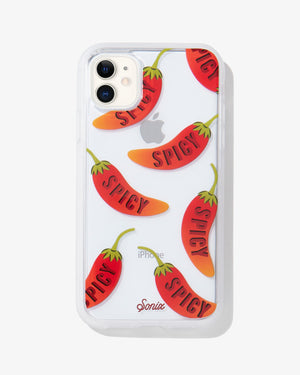 Spicy iPhone Case Food - ri