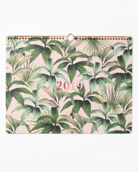 Stationery - 2019 Wall Calendar - Tasmania
