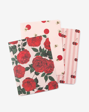 Stationery - Notebook Bundle - Amaretto Notebooks + bundles