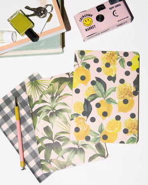 Stationery - Notebook Bundle - Limoncello Notebooks + bundles