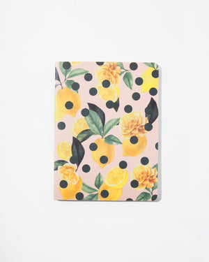 Stationery - Notebook Bundle - Limoncello