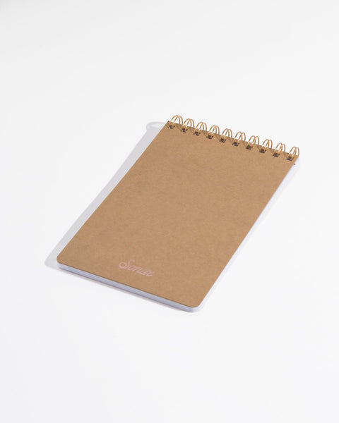 Stationery - To Do Pad - Cherry Stripe