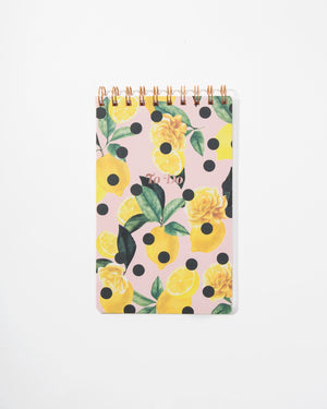Stationery - To Do Pad - Lemon Zest Sonix paper