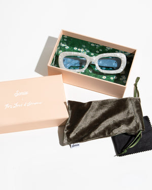 Sunnies - Minnie — Limited Edition Rectangle + square