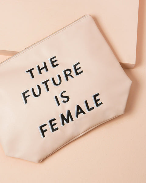 Tech Accessories - Future Is Female Everyday Pouch