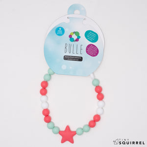 BULLE's Stella Layla necklace for kids | Tiny Squirrel's kids fashion accessories
