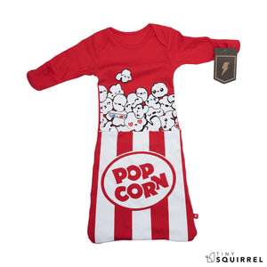 Sleepsack | Pop Corn Pocket Gown