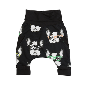 Pantalon évolutif Little Boston par Little Yogi | Tiny Squirrel