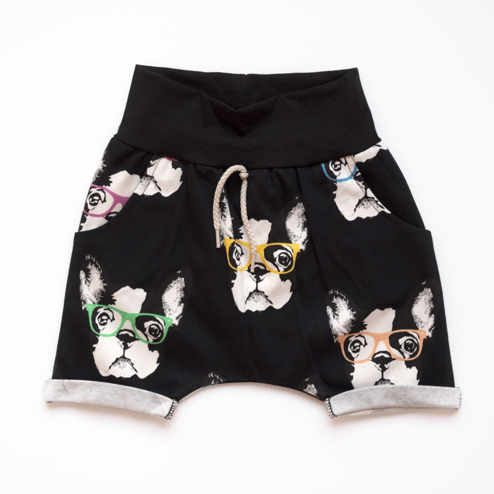 Grow-with-me shorts | Little Boston