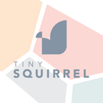 Tiny Squirrel gift card