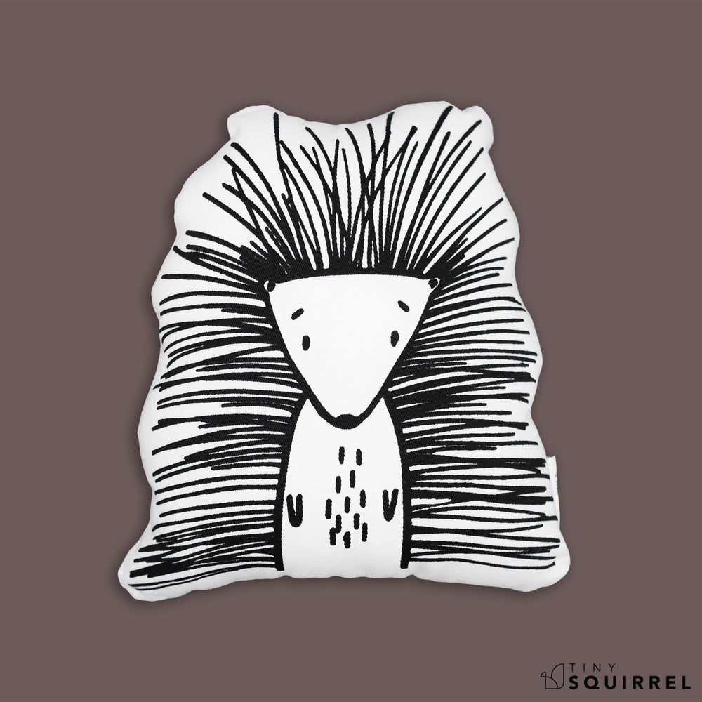Soft Toy Pillow | Pip the Porcupine