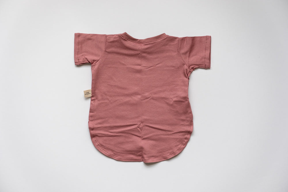 T-shirt | Dusty Rose