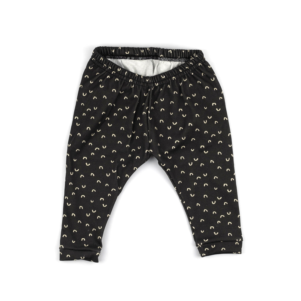 Organic Cotton Pants | Black Macaroni Dusk