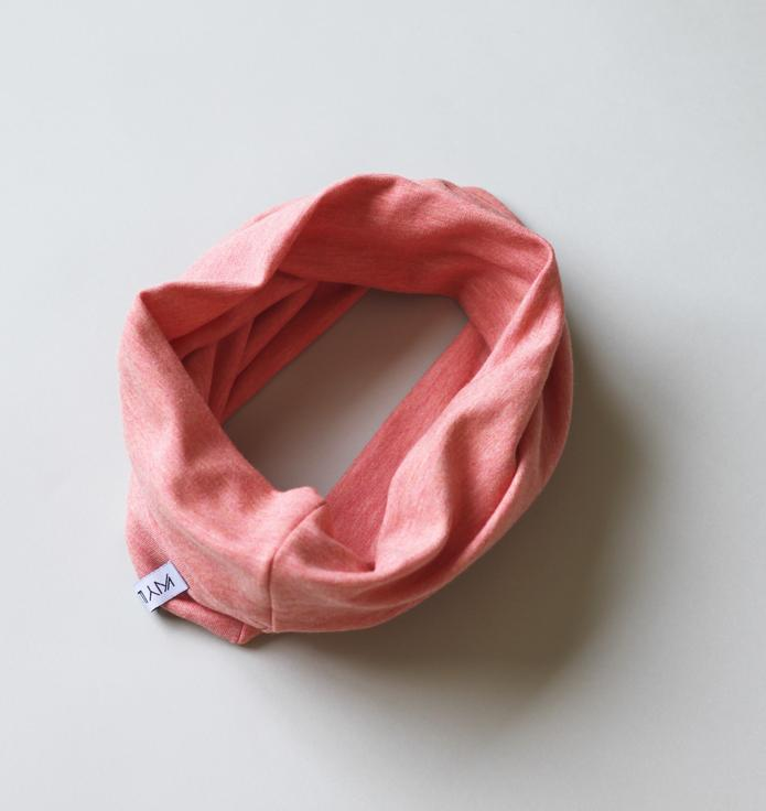 Bamboo Scarf | Heather Peach