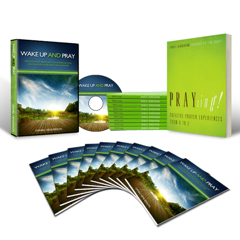 Prayzing - Small Group Sampler Pack - Wake Up & Pray
