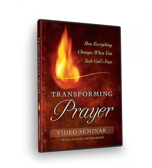 Transforming Prayer Seminar DVD