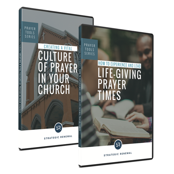 Prayer Tools Series Bundle