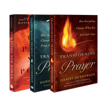 Prayer, Presence, Power Book Bundle