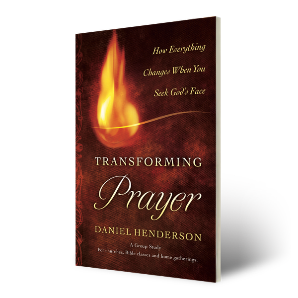 Transforming Prayer Workbook