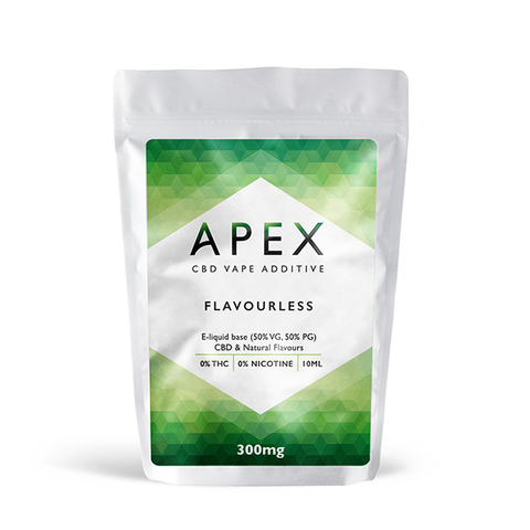 APEX CBD Flavourless  10ml