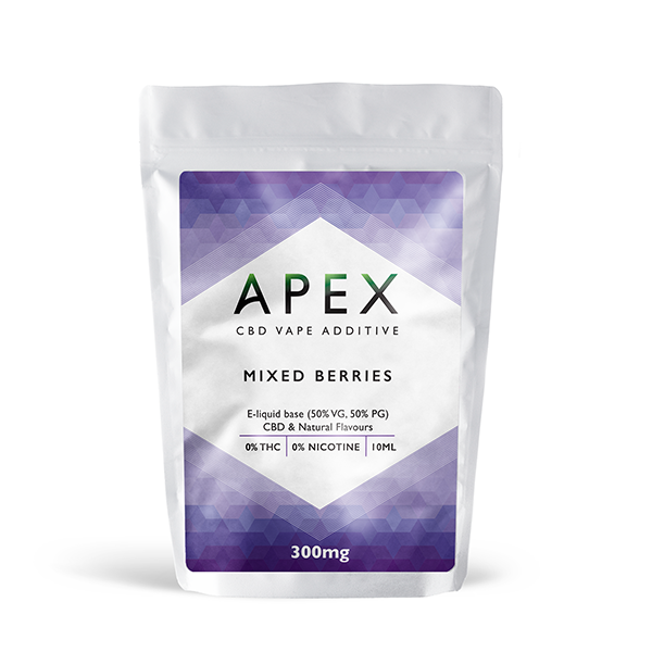 APEX CBD Mixed Berries