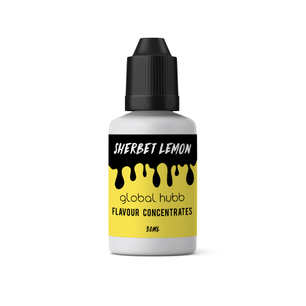 Flavour Concentrate - Sherbet Lemon